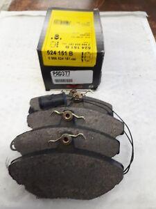 BOSCH-0986524151-Brake-Pads-for-AUSTIN-ROVER-MAESTRO-MONTEGO-1983-1995-Front