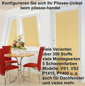 decomatic plissees ohne bohren faltenrollo sichtschutz blickdicht sonnenschutz ebay. Black Bedroom Furniture Sets. Home Design Ideas