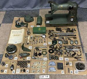 Original Viking Class 33 10 Zig Zag Sewing Machine Replacement