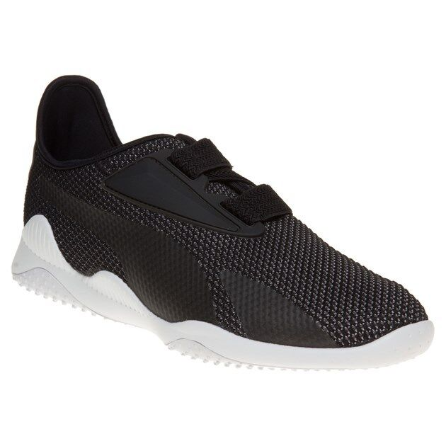 New Mens Puma Trainers Black Mostro Breathe Textile Trainers Puma 4cadbd
