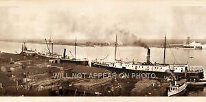 1909-Mobile-Alabama-Waterfront-Vintage-Panoramic-Photograph-43-034-Long