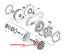927160 TGB Target Blade 400//425// 450//500//525//550 Clutch Freewheel Lager Tgb