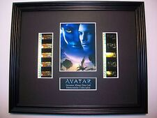 AVATAR Framed Movie Film Cell X 10 - compliments dvd book poster