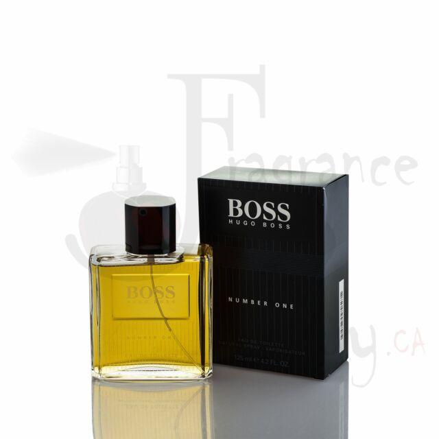 Hugo Boss No. 1 M 125Ml Boxed