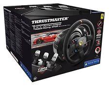 AKZEPTABEL: Lenkrad TM T300 Ferrari Integral Racing Wheel Alcantara Edition