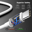 miniature 88 - ROMOSS Power Bank 3A Fast Charge 18W PD Portable Charger USB-C External Battery