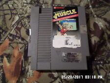 Nintendo NES Game: M.U.S.C.L.E. (Muscle) (FREE Shipping when you buy 10 games)