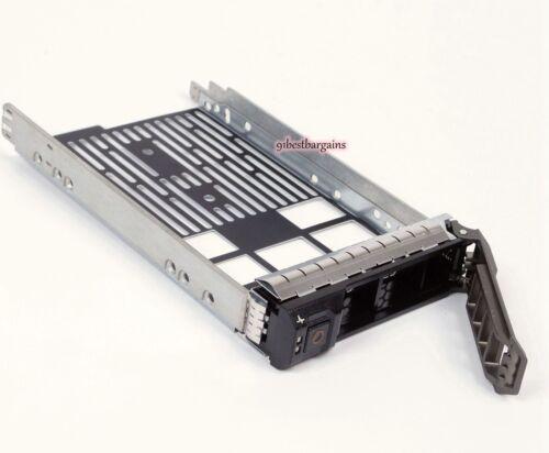 """3.5/"""" SAS SATA HDD Drive Caddy Tray F238F DELL PowerEdge T410 T610 T710 R310 T310"""