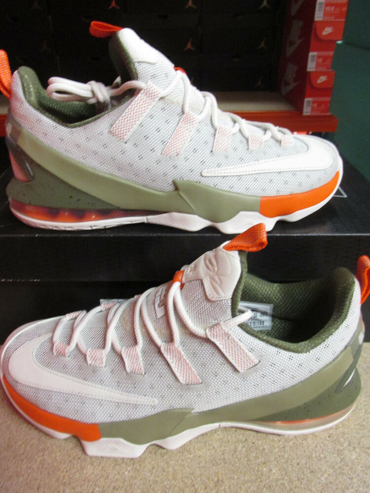 Chaussures de Baskets NIke Lebron XIII faible 002- Homme Basketball formateurs 849783 002- faible Chaussures de sport pour hommes et femmes 72367a