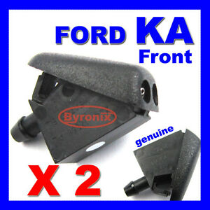Image Is Loading Ford Ka Amp Street Ka Front Windscreen Washer
