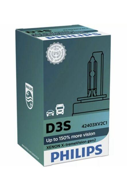 Philips D3S Xenon X-treme Vison gen2 42403XV2C1