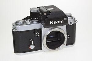 Nikon F 2 mit DP1 #7294139 kl.Delle unten rechts