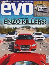 EVO MAGAZINE MAY 2011 *ENZO KILLERS?*