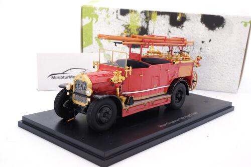 #12011 Autocult Benz Gaggenau 1925 Typ 2 CSN 1:43 rot