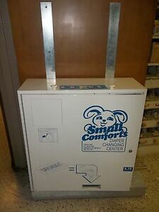 BABY DIAPER CHANGING STATION, SMALL COMFORTS, FOUR D, INC