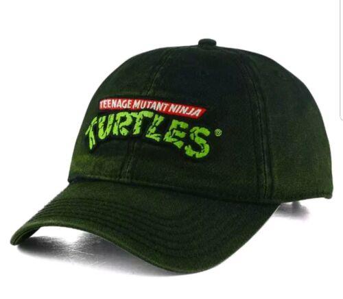 Teenage Mutant Ninja Turtles Turtles Dad Hat adjustable strapback
