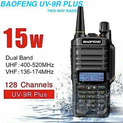 10Set Wireless Baofeng BF-888S UHF 400-470MHz 5W Handheld Walkie Talkie Radio LN