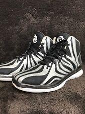 262bce3b7c6c Adidas Derrick D Rose 4.5 Black silver Zebra (G99364) Basketball Men Sz 11