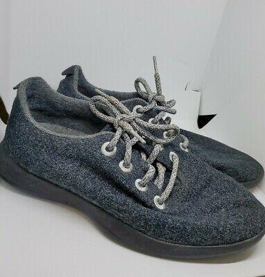 Allbirds Mens Wool Runner Gray Fashion