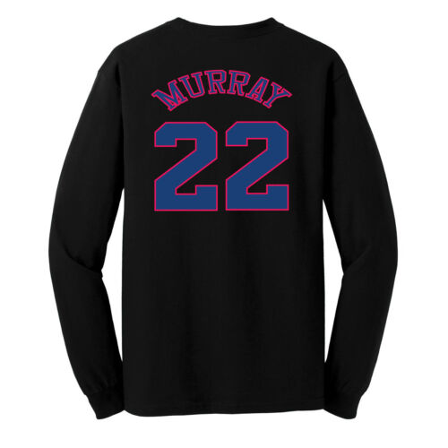 BLACK Tunesquad Space Jam Bill Murray T-shirt S-5XL Front /& Back
