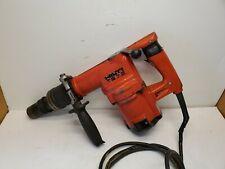 Hilti Te72 Rotary Sds Heavy Duty Hammer Drill Chisel 240330 Rpm 75 Amp