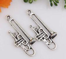 12pcs zinc alloy telephone pendants 15x13mm 1A303