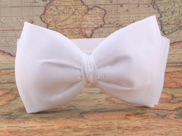 Gürtel XXL Schleife Taillengürtel Stoff Stretsch Taille  Dehnbar Hochzeit Kleid