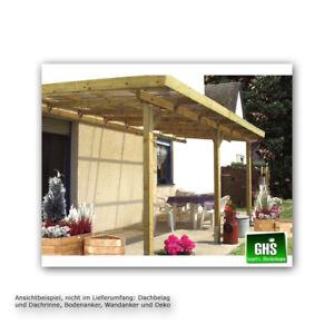 Uberdachung-Holzkonstruktion-4x3-m-als-Terrassendach-Vordach-oder-Unterstand