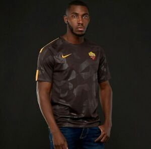 manches à Hommes847282 courtes 18 17 Stadium 220 pour Nike Roma 3rd Maillot vmnON0w8