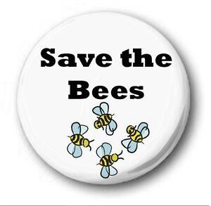 SAVE-THE-abeilles-25mm-1-034-Button-Badge-nouveaute-mignon-environnement