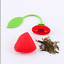 Silicone Tea Bags Infuser Diffuser Loose Leaf Strainer Herbal Spice Filter Diver