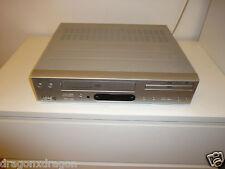 Amstrad DXV100 DVD-Player & VHS-Videorecorder, ohne FB, unbekannte Systemsprache