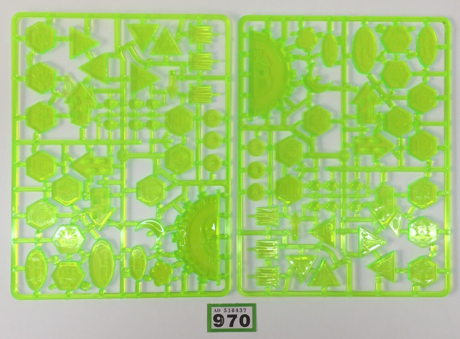 WARHAMMER 40,000 40K COUNTER SET VEHICLE OBJECTIVE MARKERS ON SPRUE