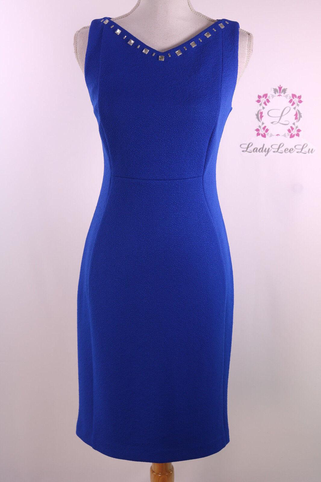 Karl Lagerfeld Paris Wear to Work Texture Sheath Dress L6GB7917 Size 8 12 16 NWT
