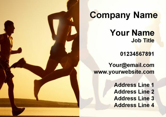 PERSONAL PERSONAL PERSONAL FITNESS TRAINER PALESTRA personalizzata business cards 10ec7e