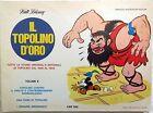 FUMETTO IL TOPOLINO D'ORO VOLUME X 10 MONDADORI 1971 DISNEY
