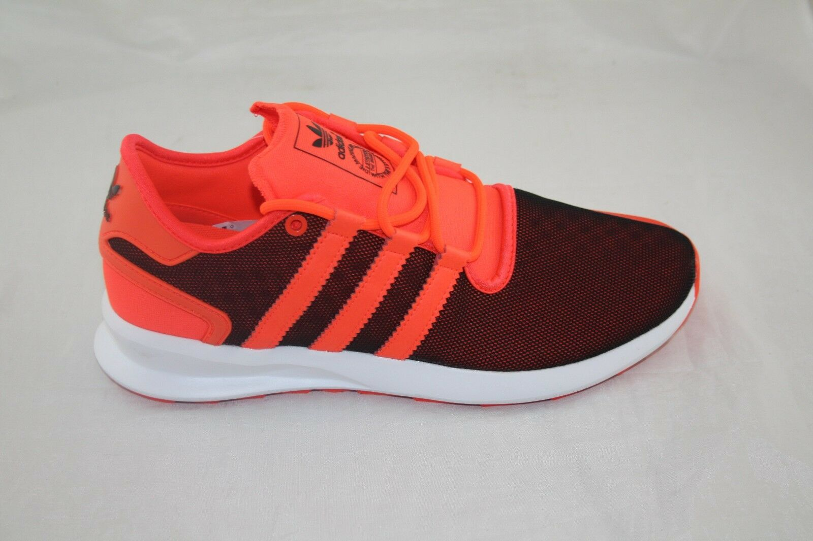 F37564 ADIDAS SL RISE ORIGINAL CBLACK/SOLRED/FTWWHT SIZE 10 N11 AVALIBLE New shoes for men and women, limited time discount