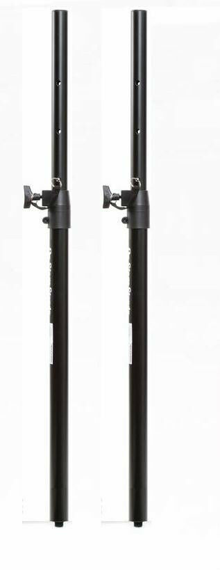 (2) New (Pair) On-Stage Stands SS7746 M20 thread Sub Pole Buy it Now Auth Dealer