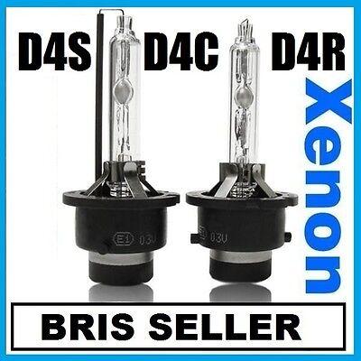 D4S D4C D4R BiXENON HEADLIGHT BULBS IS250 IS350 IS-F GS300 GS350 GS430 GS460
