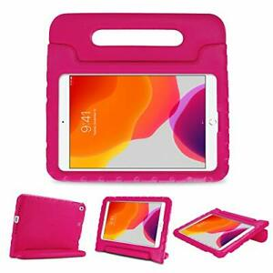 """ProCase Coque Enfant pour iPad 7/iPad 8(iPad 10.2""""), Air 3 et 1-Magenta"""