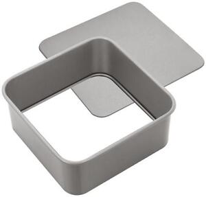 Judge-Loose-Base-Square-Cake-Tins