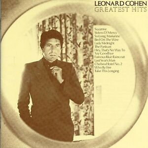LEONARD-COHEN-Greatest-Hits-12-Tk-CD-Album-The-Very-Best-Of-Collection-Essential