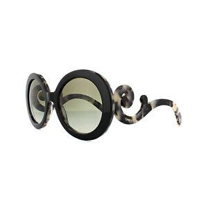 bcc749e3d53c0 Image is loading Prada-Sunglasses-27NS-ROK4M1-Black-Blonde-Havana-Brown-