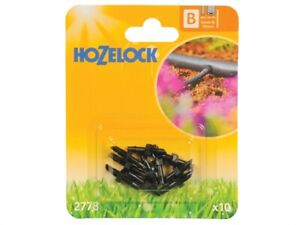 Hozelock HOZ2778 Connettore Dritto 4mm (10 Confezione)