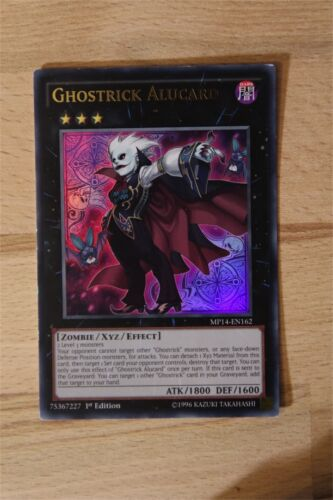 Ultra /& Secret Rare Yugioh Cards PART 2 Mega Pack 2014 MP14 1st Edition Super