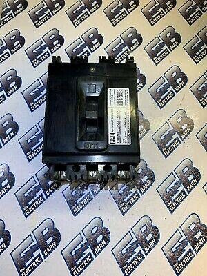 480 VAC Circuit Breaker 70 Amp NEF421070 2 Pole FPE Federal Pacific
