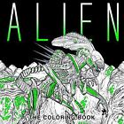 Alien: the Coloring Book by Titan Books (2017, Paperback)