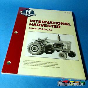 ih203 workshop manual international ih 454 574 674 584 tractor 766 rh ebay com au ih 454 manual ih 454 tractor manual