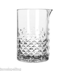 25 oz. Large Cocktail STIRRING GLASS Craft Bartender Drink Mixing Pitcher Yarai