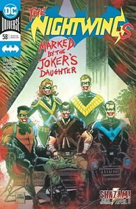 Nightwing-58-Marked-by-Joker-039-s-Daughter-DC-Comic-1st-Print-2019-unread-NM